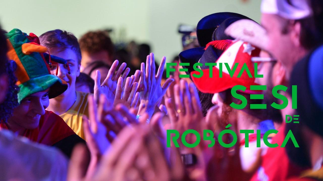 VÍDEO: Vem aí o Festival SESI de Robótica