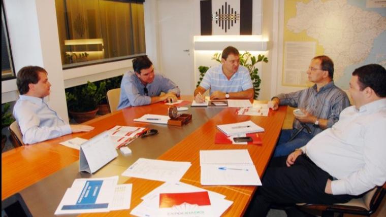 Fiems, Famasul, Fecomércio e Sebrae reúnem-se para acertar detalhes da ExpoCidades