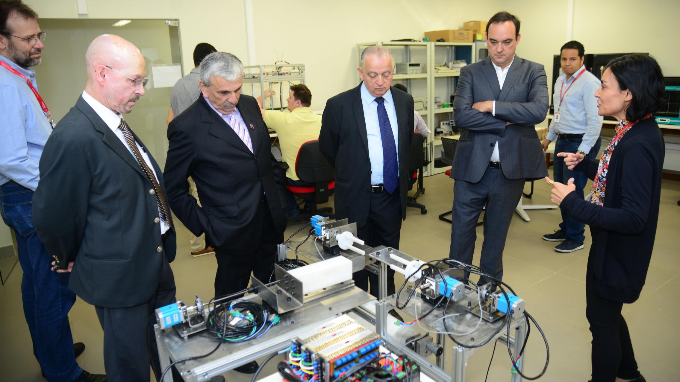 SENAI inaugura novos Institutos de Inovação