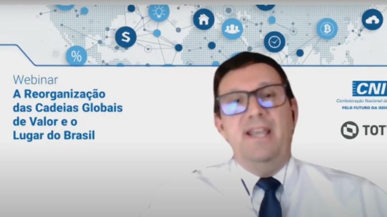 Reduzir Custo Brasil é fundamental para melhor integração do Brasil nas cadeias globais de valor