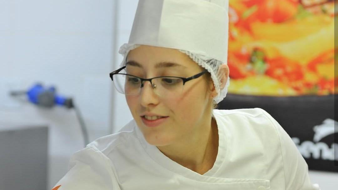 Direto da cozinha da vovó para o mundial de profissões na Rússia