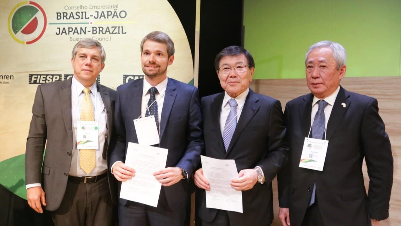 CNI e Keidanren defendem lançamento de negociações de acordo comercial entre Mercosul e Japão