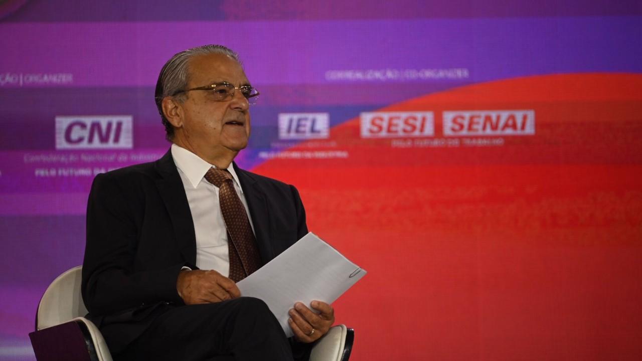 Congresso de Inovação nos motivará a construir um país mais inovador e competitivo, diz presidente da CNI