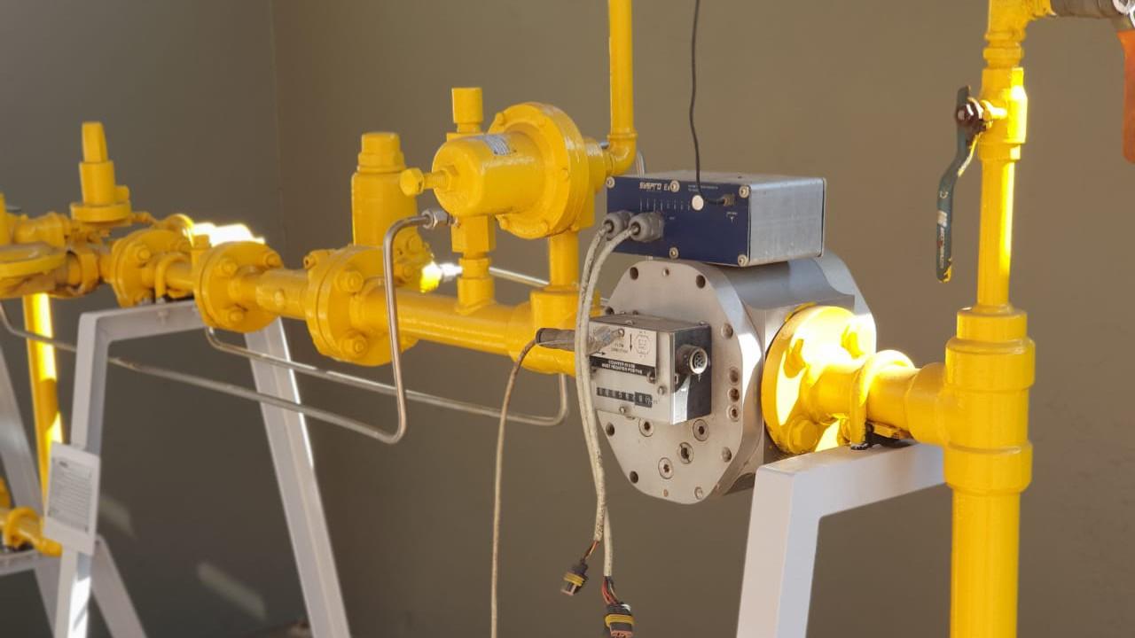 SENAI é reconhecido para fazer controle metrológico de medidores de vazão de gás
