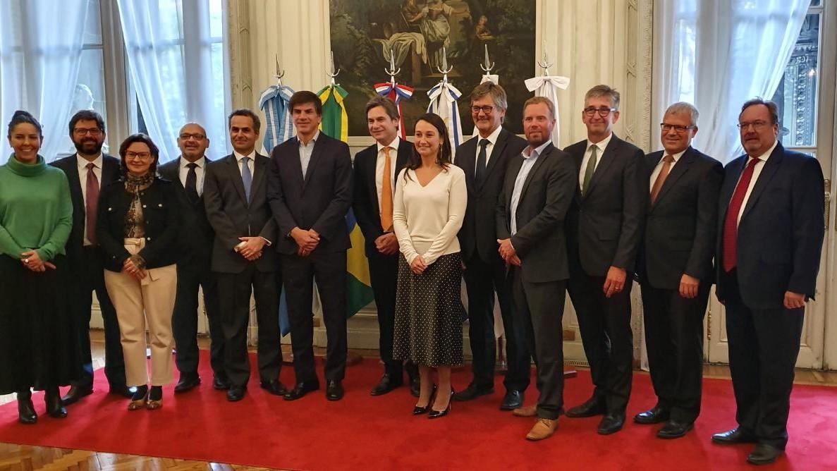 Acordo entre Mercosul e países do EFTA é passo importante para a abertura comercial do Brasil, afirma CNI