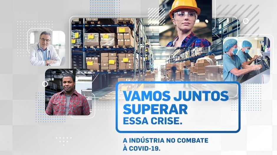CNI lança campanha de mobilização contra a Covid-19