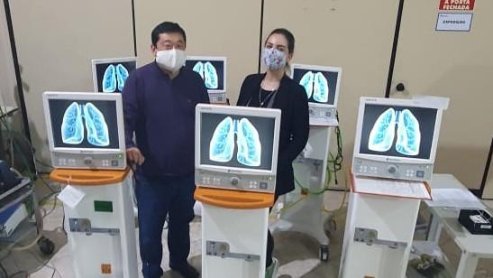 VÍDEO: Como a Novitech conseguiu ampliar a produção de respiradores