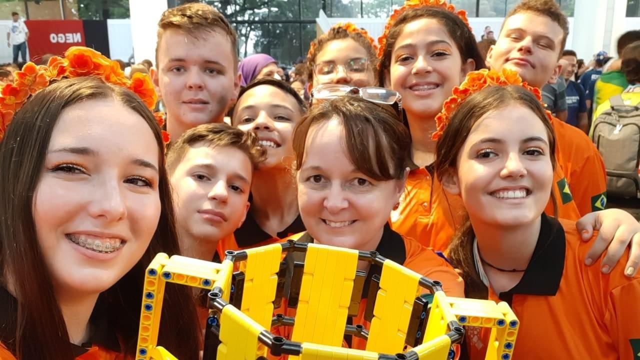 Equipes de robótica do SESI estão entre as finalistas de prêmio mundial de inovação