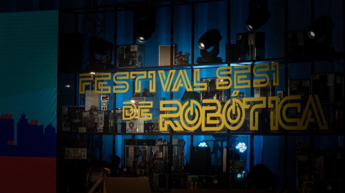 Confira os campeões do Festival SESI de Robótica 2021