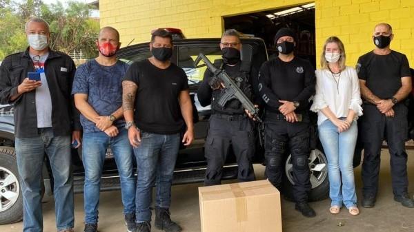 Indústrias de confecção fornecem 5 milhões de máscaras a presídios de todo o Brasil