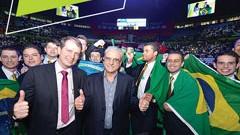 Brasil conquista primeiro lugar em ranking total de pontos e ganha maior número de medalhas em olimpíada mundial de profissões