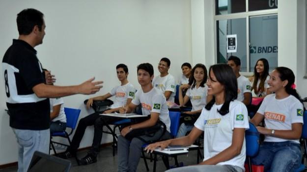 SENAI Piauí desenvolve cursos técnicos em edificações