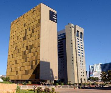 Prédio da CNI em Brasília