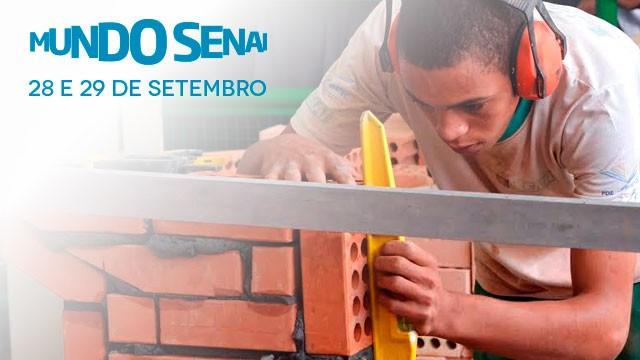 Escolas do SENAI abrem as portas com palestras e oficinas gratuitas