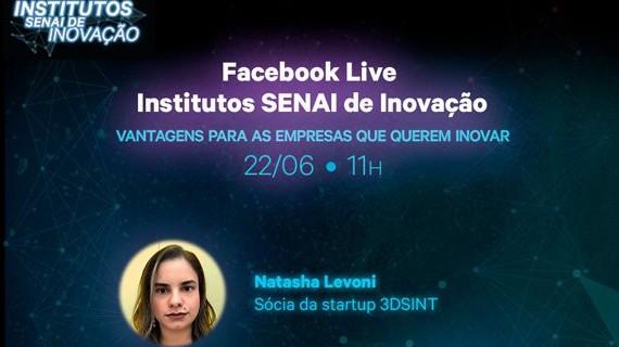 SENAI promove bate-papo no Facebook sobre parcerias em projetos de inovação
