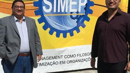 Aluno do SENAI CETIQT apresenta artigo no SIMEP