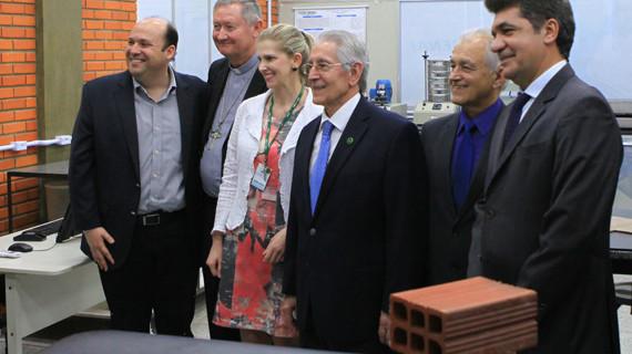 FIESC inaugura Instituto de Tecnologia em Cerâmica e amplia SENAI de Criciúma