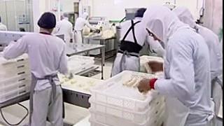 Rede CIN auxilia empresa paraense a exportar pão de queijo, mostra TV Globo