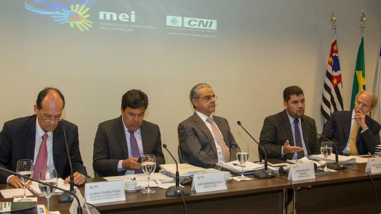 Na MEI, empresários e governo discutem prioridades para a inovação em 2018