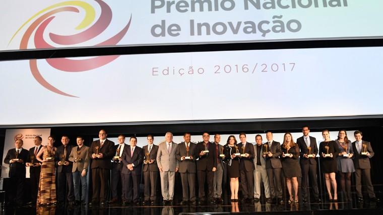 CNI e Sebrae anunciam empresas vencedoras do Prêmio Nacional de Inovação 2016/2017