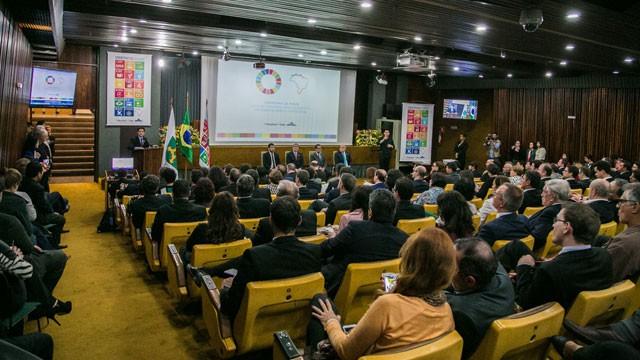 CNI integra Comissão Nacional para os Objetivos de Desenvolvimento Sustentável