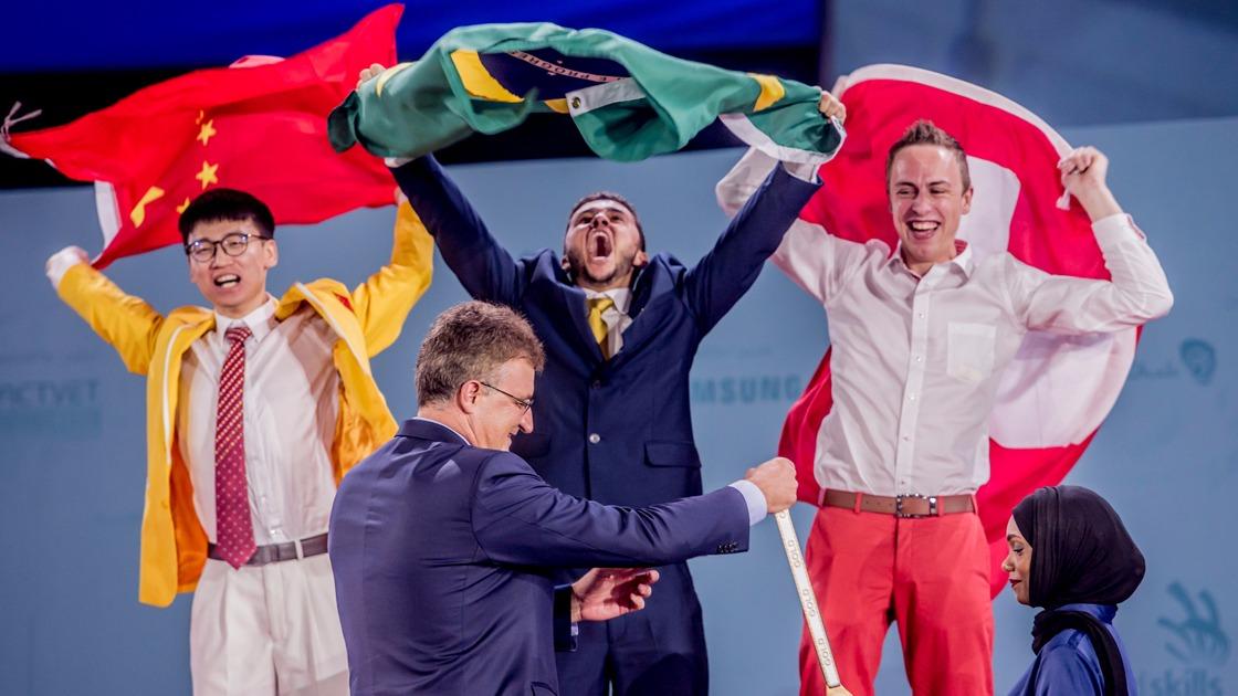 Conheça os medalhistas brasileiros da WorldSkills 2017