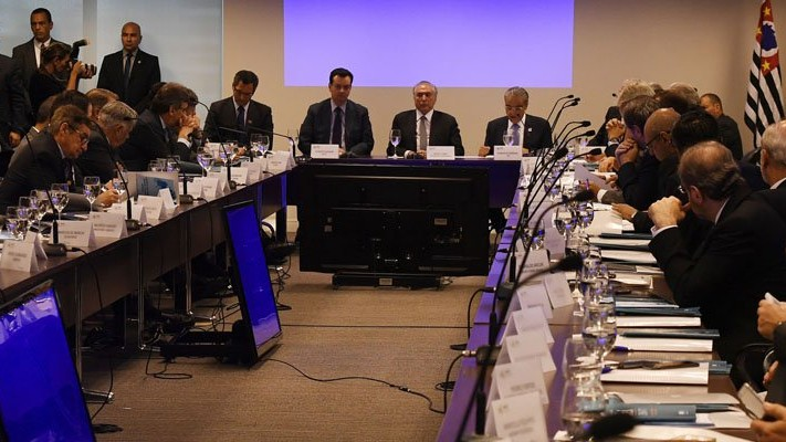 Brasil precisa dos empresários para retomada do crescimento, afirma Michel Temer, na MEI