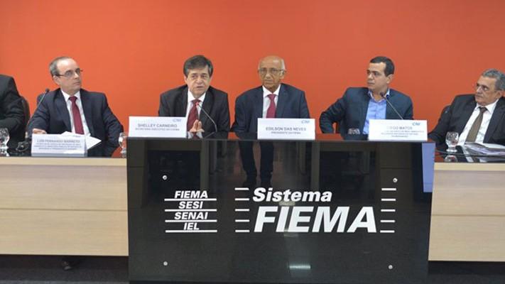 Licenciamento ambiental e energia foram debatidos em reunião do Conselho de Meio Ambiente da CNI