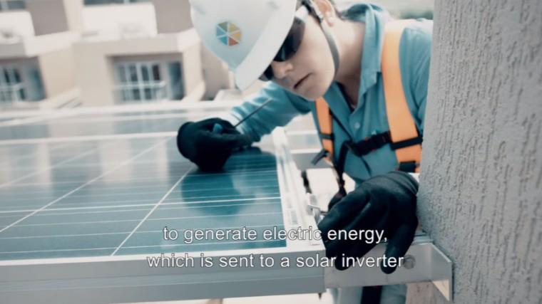 SENAI qualifica mão de obra para atender demanda crescente por energia solar no Brasil