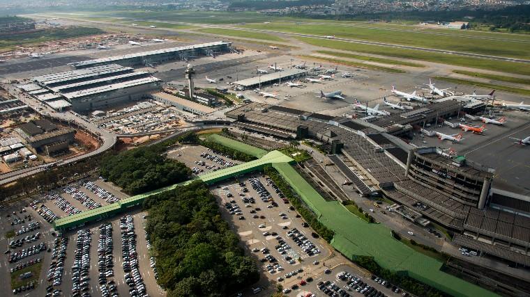 Resultado de leilão de aeroportos comprova papel estratégico do programa de concessões à iniciativa privada, diz CNI
