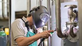 Utilização da capacidade instalada na indústria foi de 77,3% em fevereiro