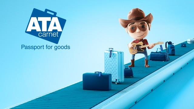 CNI inicia emissão do ATA Carnet, passaporte de mercadorias para exportação e importação temporárias