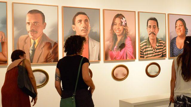 Exposição de obras do Prêmio Marcantonio Vilaça chega ao Rio de Janeiro