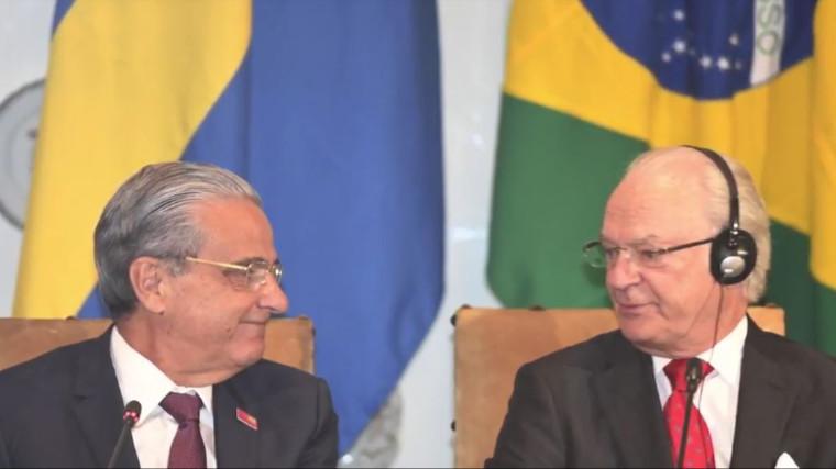 VÍDEO - CNI discute fortalecimento de relações comerciais e de investimentos entre Brasil e Suécia