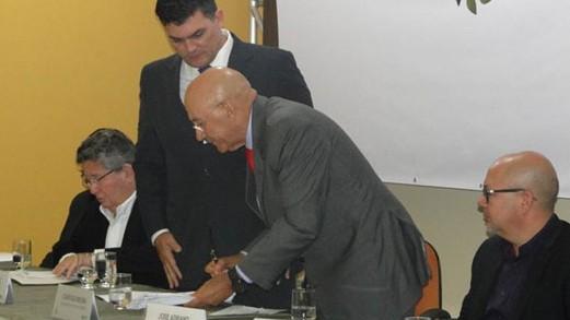 Federação das indústrias de Rondônia e governo firmam convênio para desenvolvimento do plano industrial