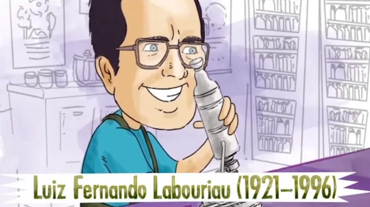 VÍDEO: Luiz Fernando Labouriau desenvolveu pesquisas sobre a fisiologia vegetal