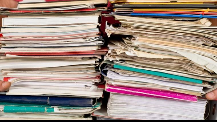 A burocracia na agenda