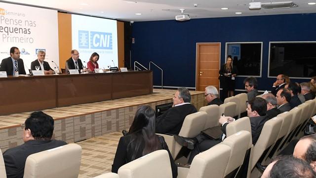 Seminário Pense nas Pequenas Primeiro discute inserção de micro e pequenas empresas na Indústria 4.0
