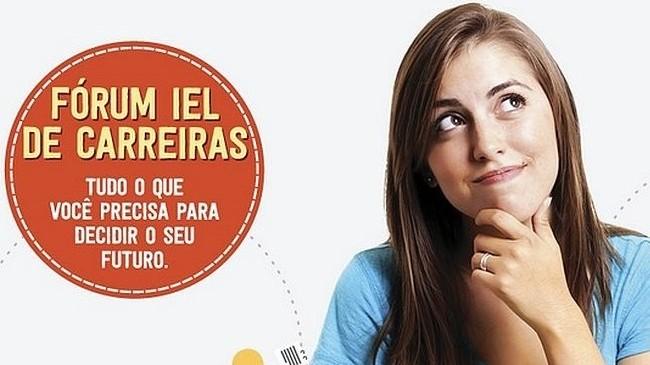 IEL realiza fórum sobre carreiras em Goiânia na quinta-feira (15)
