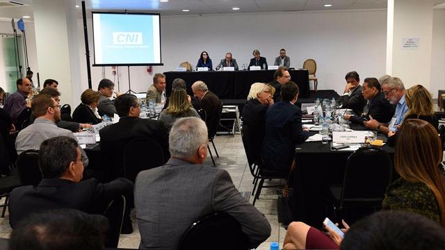 Conselho da CNI faz balanço de avanços nas relações do trabalho em 2017