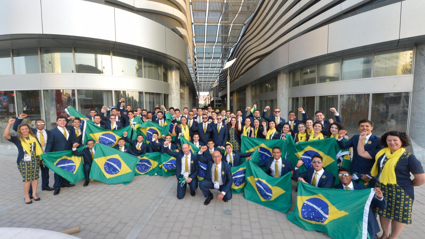 Senadores elogiam conquista de 2º lugar do Brasil na WorldSkills