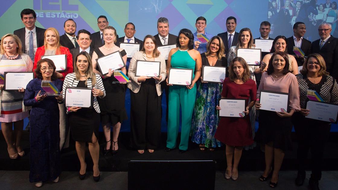 Conheça os vencedores do Prêmio IEL de Estágio 2017
