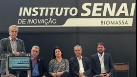 SENAI inaugura Instituto de Inovação em Biomassa