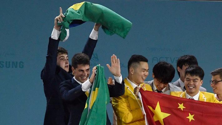 SENAI do Rio Grande do Sul conquista dois ouros e uma prata na WorldSkills 2017