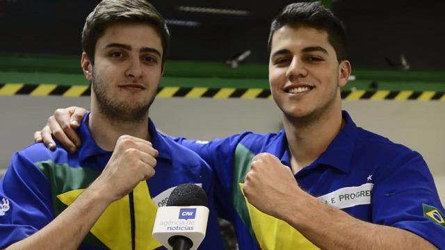 Alunos do SENAI do Rio Grande do Sul representarão o Brasil na Worldskills 2017