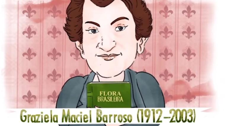 VÍDEO: Graziela Maciel Barroso contribuiu para o avanço da botânica no Brasil