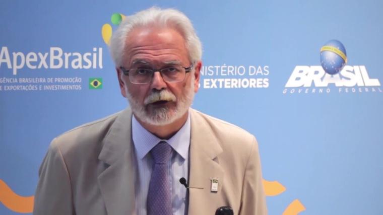Brasil precisa coordenar esforços no comércio internacional, diz Roberto Jaguaribe