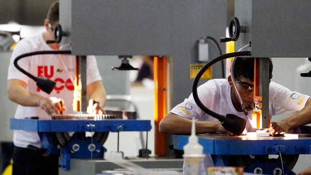 Educação profissional pode aumentar as chances de conseguir um emprego
