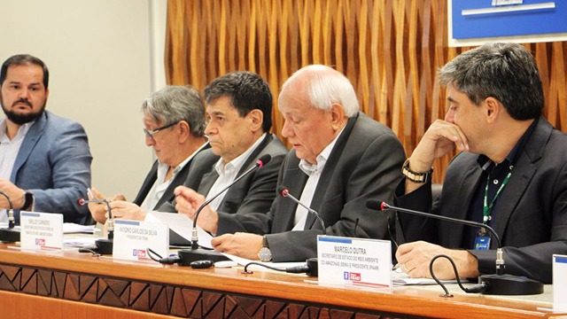 Conselho de Meio Ambiente debate políticas ambientais para as regiões Norte e Centro-Oeste