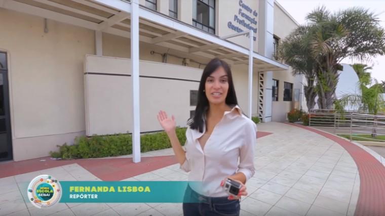 VÍDEO: Escola SENAI Gustavo Paiva, em Maceió, oferece aulas em libras para incluir pessoas com deficiência